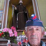 Dionisio Vargas, patrón de la imagen de San Francisco.