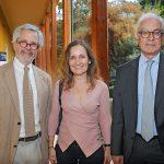 Cristián Undurraga, Elvira Perez, Ramón Jara