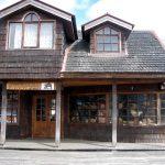 La tienda en Achao de la Asociación de Artesanas de la Isla Dormida de Llingua.