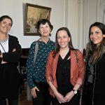 Beatriz Vermehrem, Marisol Richter, Maria Jesus Guridi, Bernardita Romero