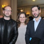 Humberto Bonomo, Elvira Perez, Daniel Jhonson