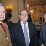 Juan Luis Valdes, Emilio de la Cerda, Fernando Morales