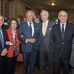 Roberto Fuenzalida, Sara Navas Bustamante, Carlos Cardoen