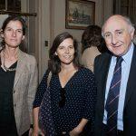 Teresa Huneeus, Pilar Ovalle, Renzo Poggione