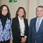 Maria Luisa Figueroa, Rosario Quinlan, Ismael Carrasco