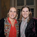 Josefina Tocornal y Alejandra Kantor