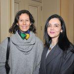 Natalia Amenábar y Paulina Córdoba
