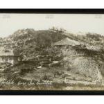 Cerro San Cristóbal, 1930. Lobos Foto