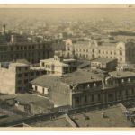 Edificios de Santiago, 1930. Autor No Identificado