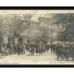 Plaza de Armas de Santiago, 1920. Fotografìa Cood
