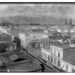Vista de Santiago, 1905. Autor no identificado