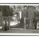 Zoológico de Santiago, 1940. Fotografía Elgueta