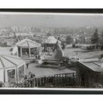 Zoológico de Santiago,1950.  Fotografía Mora