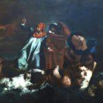 La Barca de Dante 1890, Juan Francisco González Colección MNBA.