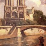 Notre Dame de París Manuel Ortiz de Zárate
