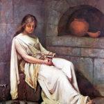 Agripina Metella Encadenada, Aurora Mira