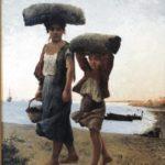 LAS PLAYERAS Castro, Celia (1860-1930)